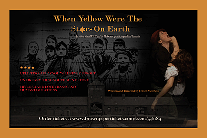 yellow stars poster 440x280 Performances: January, 2013